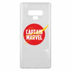 Чохол для Samsung Note 9 Captain Marvel in NASA style