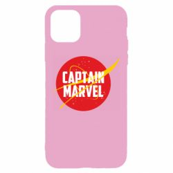 Чохол для iPhone 11 Captain Marvel in NASA style