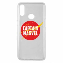 Чохол для Samsung A10s Captain Marvel in NASA style