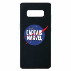 Чохол для Samsung Note 8 Captain Marvel in NASA style