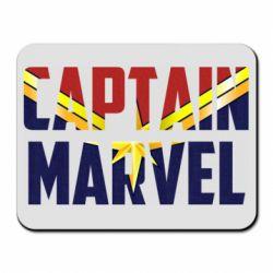 Килимок для миші Captain marvel inside star