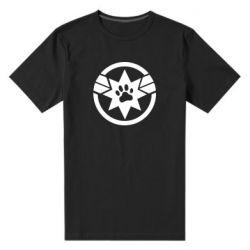 Чоловіча стрейчева футболка Captain Marvel's Cat