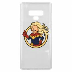 Чохол для Samsung Note 9 Captain marvel style fallout boy