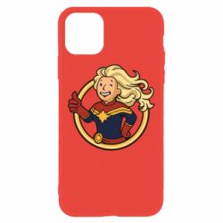 Чохол для iPhone 11 Captain marvel style fallout boy