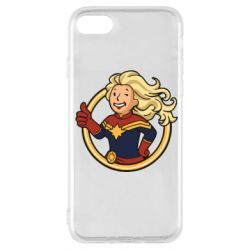 Чохол для iPhone 7 Captain marvel style fallout boy