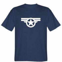 Мужская футболка Captain's Star