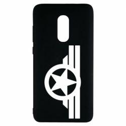 Чехол для Xiaomi Redmi Note 4 Captain's Star