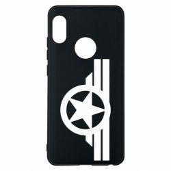 Чехол для Xiaomi Redmi Note 5 Captain's Star