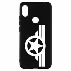 Чехол для Xiaomi Redmi S2 Captain's Star