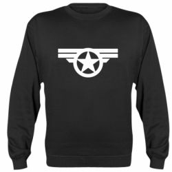 Реглан (свитшот) Captain's Star