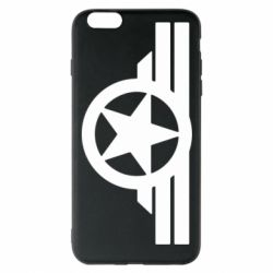 Чохол для iPhone 6 Plus/6S Plus Captain's Star