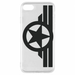 Чохол для iPhone 7 Captain's Star