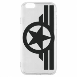 Чохол для iPhone 6/6S Captain's Star