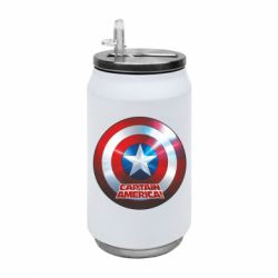 Термобанка 350ml Captan's Shield