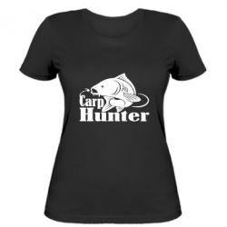 Жіноча футболка Carp Hunter