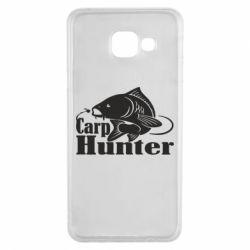 Чохол для Samsung A3 2016 Carp Hunter