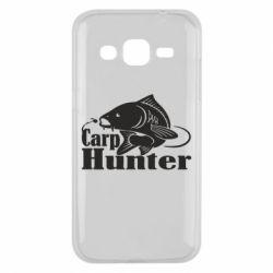 Чохол для Samsung J2 2015 Carp Hunter