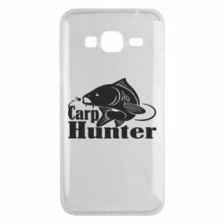 Чохол для Samsung J3 2016 Carp Hunter