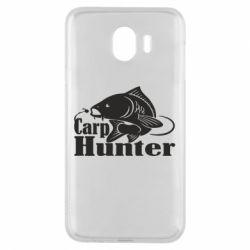 Чохол для Samsung J4 Carp Hunter