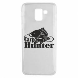 Чохол для Samsung J6 Carp Hunter