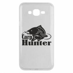 Чохол для Samsung J7 2015 Carp Hunter
