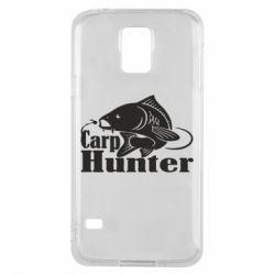 Чохол для Samsung S5 Carp Hunter