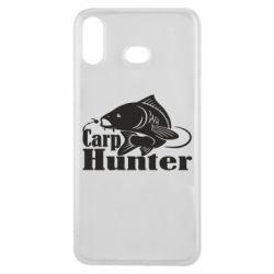 Чохол для Samsung A6s Carp Hunter