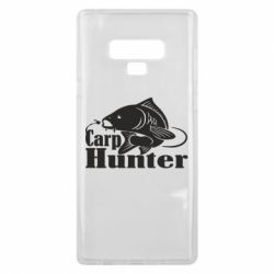 Чохол для Samsung Note 9 Carp Hunter