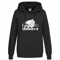 Толстовка жіноча Carp Hunter