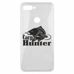Чохол для Xiaomi Mi8 Lite Carp Hunter