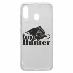 Чохол для Samsung A20 Carp Hunter