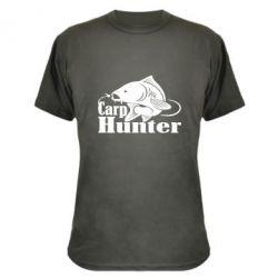 Камуфляжна футболка Carp Hunter