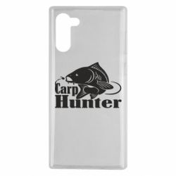 Чохол для Samsung Note 10 Carp Hunter