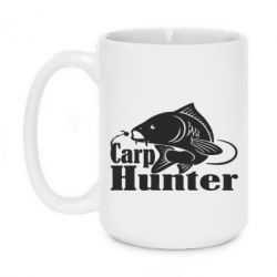 Кружка 420ml Carp Hunter