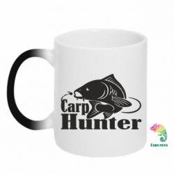 Кружка-хамелеон Carp Hunter