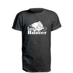 Подовжена футболка Carp Hunter