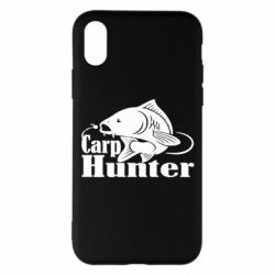 Чохол для iPhone X/Xs Carp Hunter