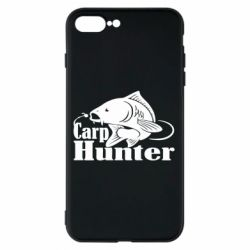 Чохол для iPhone 8 Plus Carp Hunter