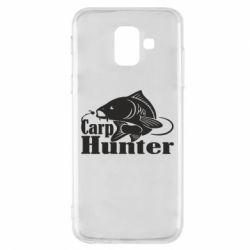 Чохол для Samsung A6 2018 Carp Hunter