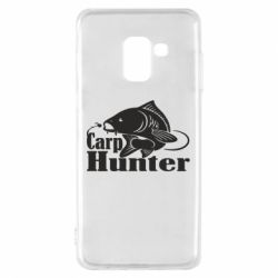 Чохол для Samsung A8 2018 Carp Hunter