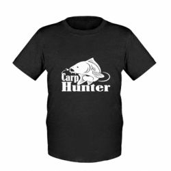 Дитяча футболка Carp Hunter