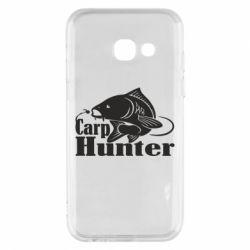 Чохол для Samsung A3 2017 Carp Hunter