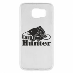 Чохол для Samsung S6 Carp Hunter