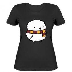 Женская футболка Cartoon Buckle
