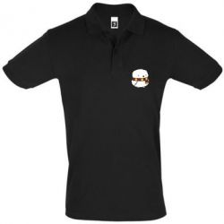 Мужская футболка поло Cartoon Buckle