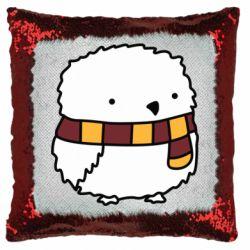Подушка-хамелеон Cartoon Buckle