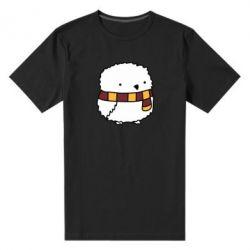Мужская стрейчевая футболка Cartoon Buckle