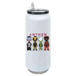 Термобанка 500ml Cartoon characters 1