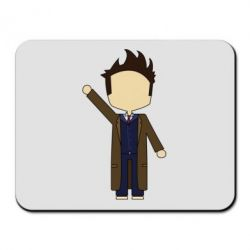 Коврик для мыши Cartoon Doctor Who