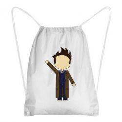 Рюкзак-мешок Cartoon Doctor Who